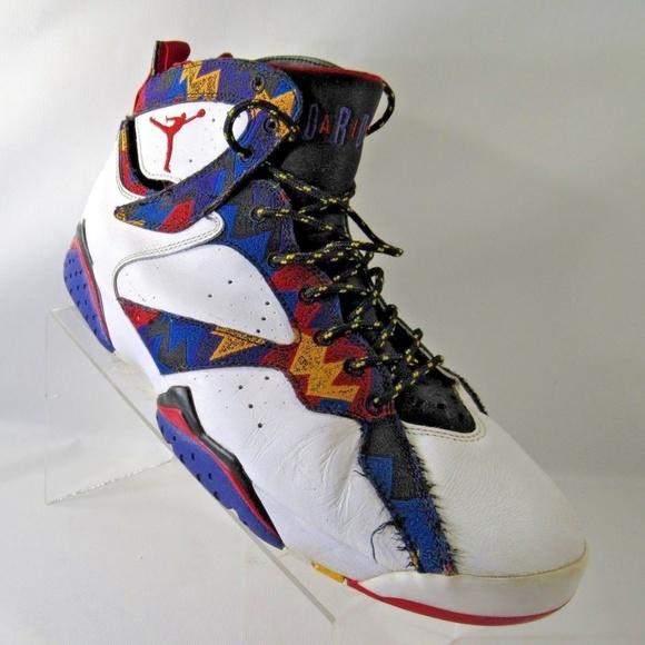 separation shoes d64a1 e6abc Nike Shoes | Air Jordan Vii 7 Sz 12 White Sport Mens | Poshmark